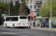 3 и 4 октября автобусы в последний раз в этом году поедут на дачи в Павлодаре