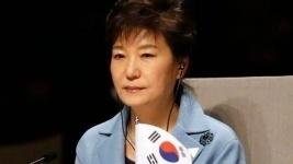 Солдаты КНДР стреляли в фото президента Южной Кореи