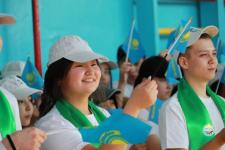 В павлодарской школе открыли 30 волонтерских клубов