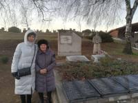 Могилу павлодарского солдата ВОВ его родственники отыскали в Венгрии