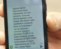 Павлодарский автолюбитель готов заплатить внушительное вознаграждение за информацию о мошенниках