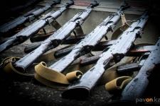 Лучшие силовики-снайперы приехали в Павлодар на соревнования по стрельбе