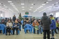 Европеец, прибывший в Павлодар, порадовался возможности быстро зарегистрироваться