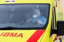 121 человек попал в стационары Павлодарской области с коронавирусной инфекцией за прошедшие сутки