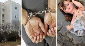 Полицейские задержали предполагаемого насильника 6-летней девочки в Актау