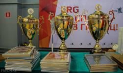 В Аксу наградили участников и победителей Спартакиады ERG