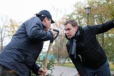 В Павлодаре субботники продлили еще на месяц