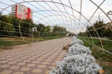 В Павлодаре до конца октября планируют отреставрировать арку на проспекте Назарбаева