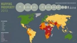 Казахстан оказался самой благополучной страной в СНГ