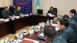 В Казахстане повысят уровень антитеррористической защищенности военных объектов