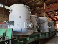 На Павлодарском машиностроительном заводе впервые самостоятельно произвели литейные ковши
