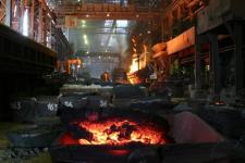 В Аксу налажено производство извлечения из шлака полезных компонентов для вторичного использования