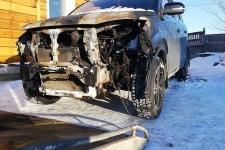 В Павлодаре хозяйка сгоревшей иномарки доказала, что в автосалоне ей продали некачественный автомобиль