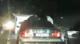 Полицейские ЮКО ищут участников свадебного кортежа, устроивших беспредел с оружием