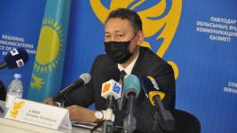 Новое постановление об ужесточении карантина подписал главный санитарный врач Павлодарской области
