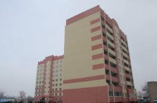 Жилищный фонд города увеличился на 108 квартир
