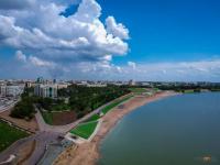 В Павлодаре на берегу Иртыша планируют построить многоэтажные дома