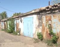 Владельцы гаражей по Циолковского несколько лет страдают от грунтовых вод