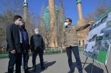 В Павлодаре обновят Дом шахмат и парк на территории главной мечети