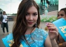 В Павлодаре выпускной на набережной встретили 208 обладателей золотых медалей