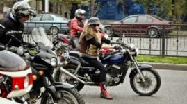 Байкеры просят акимат отменить запрет на передвижение на мотоциклах