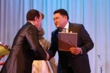 Аким Павлодара поздравил работников АО «Алюминий Казахстана» с юбилеем