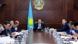 Сагинтаев поручил жестко контролировать своевременный ввод в эксплуатацию объектов «Нурлы жол»