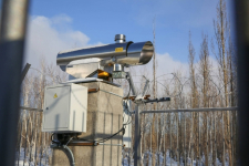 В Павлодаре открыли «умную» станцию мониторинга атмосферного воздуха
