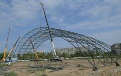 Аквапарк в Павлодаре обещают достроить к концу следующего года