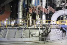 70 миллионов долларов вложили в строительство новой печи на Аксуском заводе ферросплавов