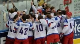Россия разгромила Финляндию в финале чемпионата мира по хоккею