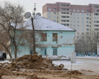Некоторые переселенцы микрорайона Алюминстрой продолжают настаивать на том, что переезд в новые дома ухудшит их жилищные условия