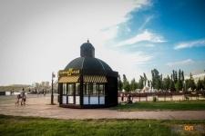 В Павлодаре на набережнойпланируют открыть кофейню