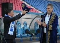 Димитар Димитров покинул пост главного тренера футбольного клуба «Иртыш»