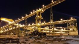 В марте произведенный на Бозшаколе медный концентрат отгрузят на экспорт