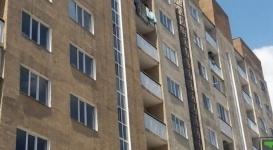 """Специалисты проверяют информацию о еще одном накренившимся доме в """"Алгабасе"""""""
