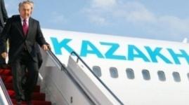 Назарбаев прибыл в Москву для участия в заседании ВЕЭС