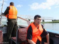 На реках и озерах Казахстана с начала сезона произошло 185 несчастных случаев