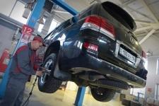 На служебный автомобиль Булата Бакауова установили алюминиевые диски павлодарского производства