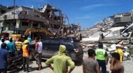 Около 100 заключенных сбежали из тюрьмы после землетрясения в Эквадоре