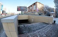 Подземный пешеходный переход в Павлодаре обновят: что изменится