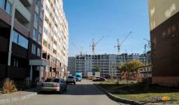 Строители жилья для переселенцев Алюминстроя отстают от графика