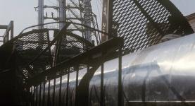 """Разлив нефти произошел на нефтепроводе """"Павлодар-Шымкент"""""""