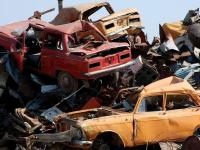 Мобильный пункт сбора старых авто проедет по четырем областям Казахстана