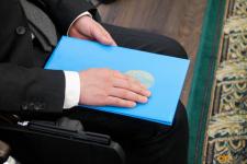 Новых руководителей двух управлений представил аким Павлодарской области