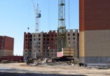 11 многоэтажек возводят в Экибастузе