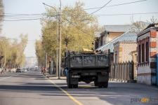 Желтая полоса на проезжей части в Павлодаре останется и после окончания карантина