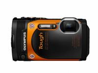 OLYMPUS Tough TG-860 – широкоугольная камера для тех, кто любит экстрим