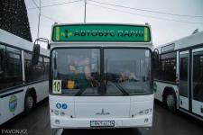 Летом на павлодарских остановках появится расписание движения общественного транспорта