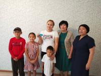 Три многодетные семьи в Экибастузе получили ключи от квартир